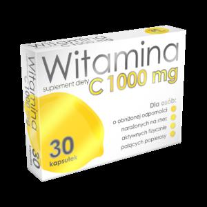 Витамин С 1000 мг капсулы №30