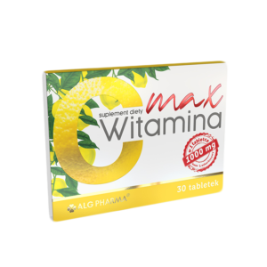 Витамин С Макс 1000 мг таблетки №30